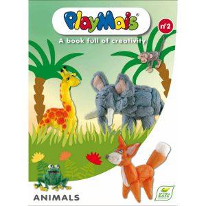 Playmais-Animals-Creativity-Book