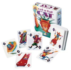 Gamewright rat a tat cat game