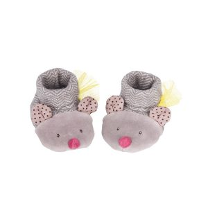 Moulin Roty Les Pachats Mouse Slippers