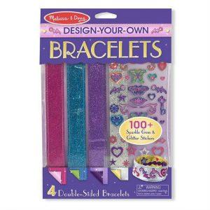 melissa doug design your own bracelets