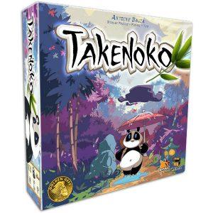 Asmodee Takenoko Panda Bamboo Boxed Game