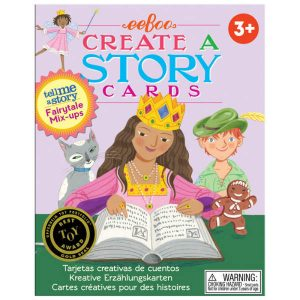 eeboo crate a story cards fairytale mixup