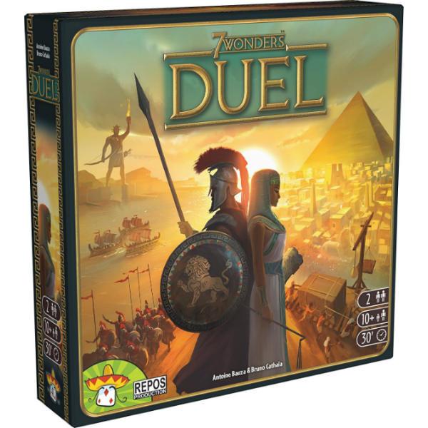 7 wonders duel boardgame toyville bristol