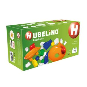 hubelino 22 piece funnel twister expansion marble run duplo compatible toyville bristol