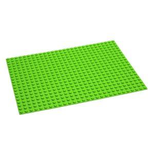 hubelino 560 nub base plate duplo compatible green toyville bristol