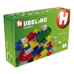 hubelino 85 piece starter marble run duplo compatible toyville bristol