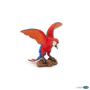 papo ara parrots 50158