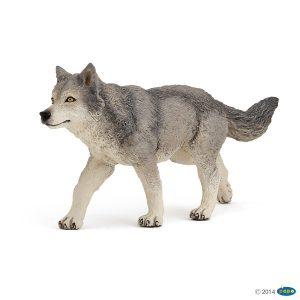 papo grey wolf 53012
