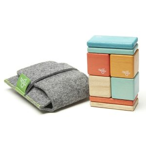 tegu original pocket pouch squares sunset pack