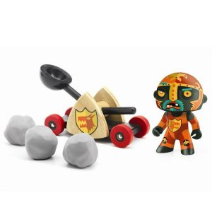 djeco arty toys baldy and big paf