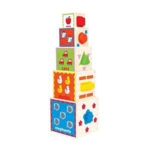 hape pyramid of play 1