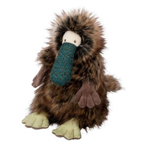 moulin roty 642708 henri the platypus soft toy