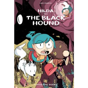 hilda and the black hound flying eye