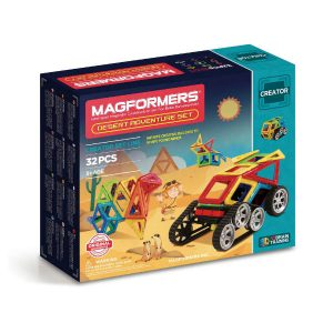 magformers desert adventure box