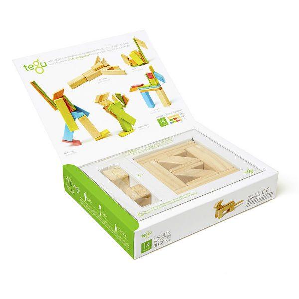 Tegu 14 piece naturals box