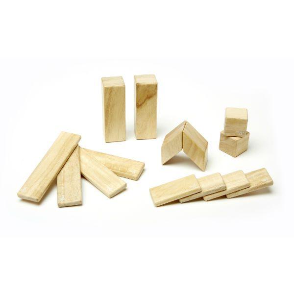 Tegu 14 piece naturals pieces