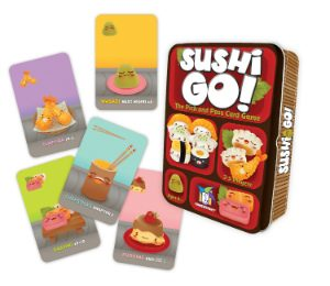 Gamewright Sushi Go Blog