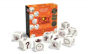 Toyville Travel Toys Rory's Story Cubes