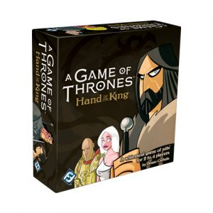 Game of Thrones Hand of The King Game