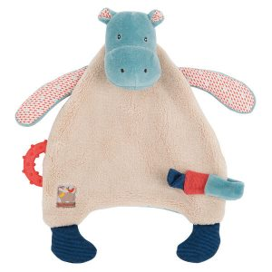 Moulin Roty Les Papoum Hippo Comforter