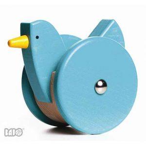 bajo wobbling chicken blue