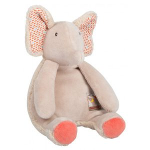 moulin roty elephant rattle