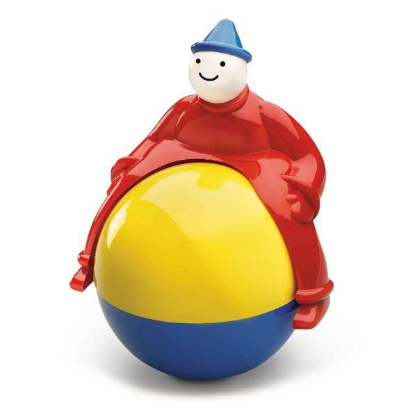 ambi magic man roly poly toy