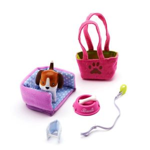 Biscuit the beagle dog lottie accessories