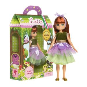 Forest Friend Lottie Doll