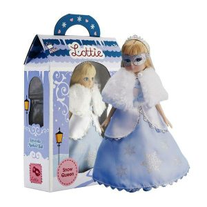 Snow Queen Lottie Doll