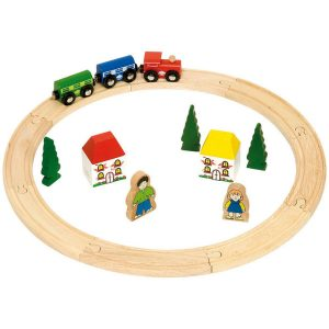 bigjigs my first train track