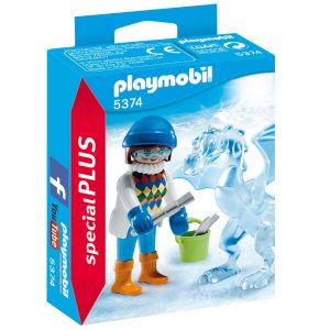 5374 playmobil ice sculptor