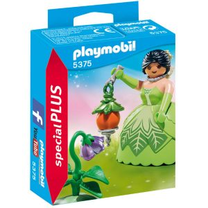 5375 playmobil garden princess