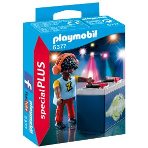 5377 playmobil DJ
