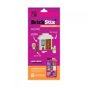 brickstix reusable stickers home