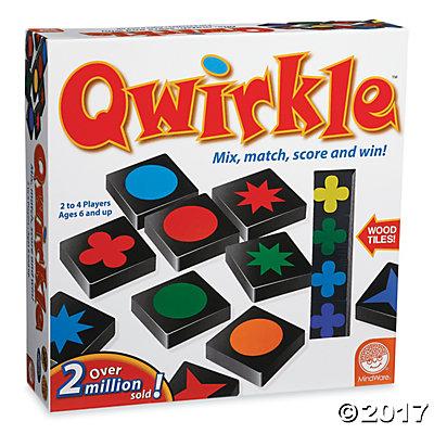 mindware qwirkle game bristol