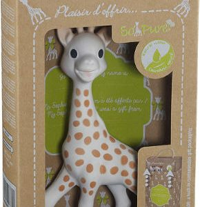 so pure sophie la girafe gift packaging included