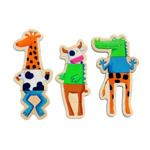 Djeco Crazy Magnets 1
