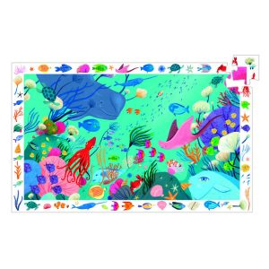 Djeco Observation Puzzle Aquatic