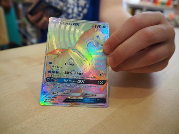 pokemon cards bristol toyville laprax gx