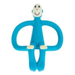 matchstick monkey blue front