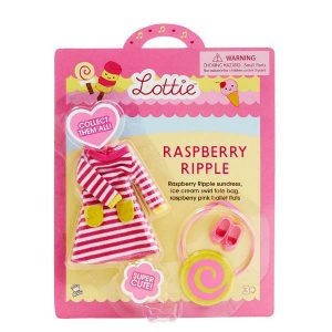 raspberry ripple lottie doll accessories
