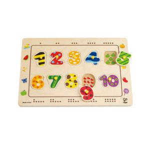 hape numbers matching puzzle e1500