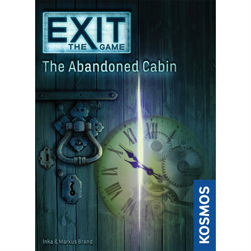 kosmos exit abandoned cabin game