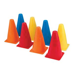 melissa doug activity cones open
