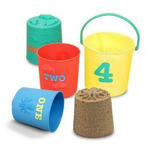 melissa doug sand nesting pails 1
