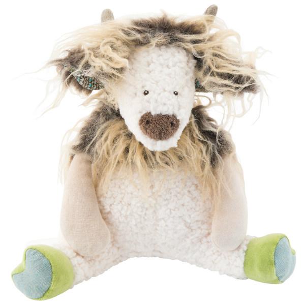 moulin roty 642707 zak the yak soft toy