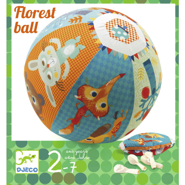 djeco DJ02053 forest ball