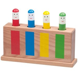galt wooden pop up toy