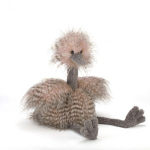 jellycat odette ostrich medium